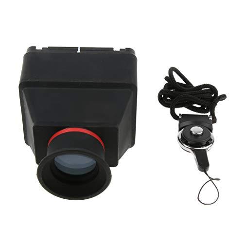 D DOLITY 3X Vergrößerung Kamera Sucherlupe für DSLR-Kamera mit 3,0 ''/ 3,2'' LCD Bildschirm - 3,2 Zoll