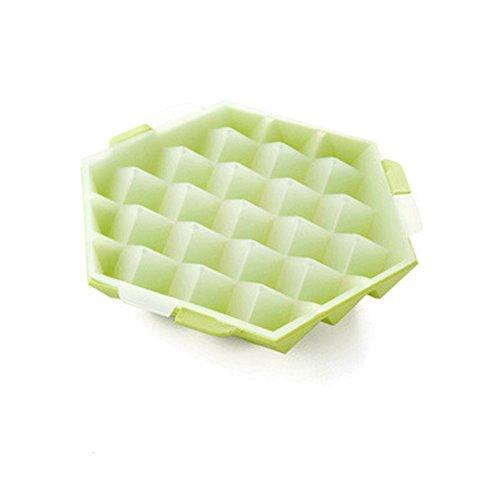 Compra yiliay Cube Formas DIY Congelador cubitos de hielo forma ...
