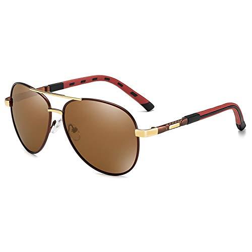 Moda Gafas De Sol Polarizadas para Hombre Moda De Conducción Gafas De Sol Tendencias Vintage Gafas Gafas Sombras 1