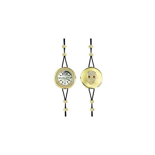 MARCO MAVILLA - Orologio in acciaio e zirconi MARCO MAVILLA