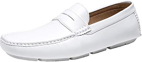 Jousen Men's Casual Slip-On Loafers