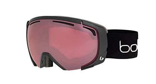 Bollé Supreme OTG skibrillen, uniseks, volwassenen, zwart corp mat, medium large