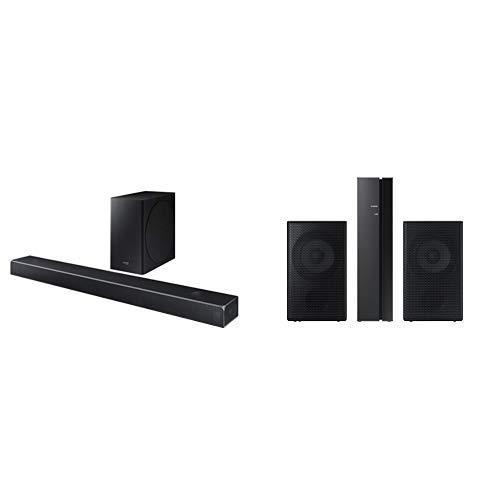 Samsung Harman Kardon 5.1.2 Dolby Atmos Soundbar HW-Q80R with Wireless...