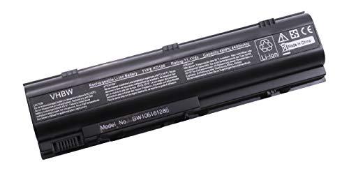 vhbw Batterie Compatible avec Dell Inspiron 1300, B120, B130 Laptop (4400mAh, 11,1V, Li-ION)