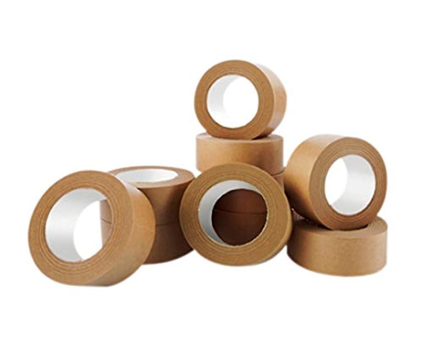 コーチ治安判事ところでアズワン クラフトテープ(50m巻) クラフトテープ 入数50巻/61-7327-80