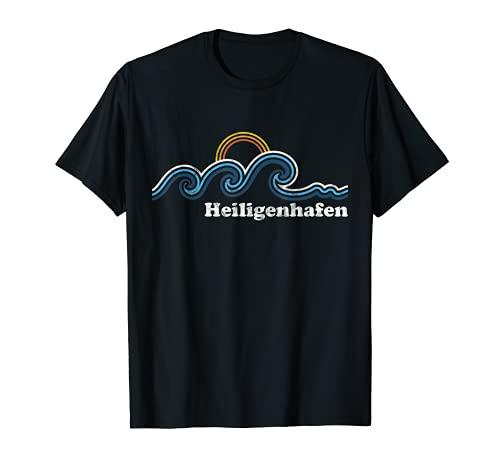 Heiligenhafen Ostsee Norddeutschland Urlaub Küste Strand T-Shirt
