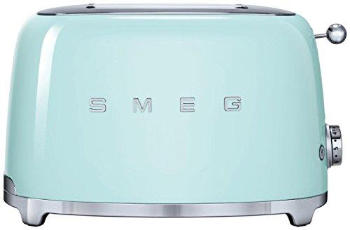 Smeg TSF01PGUS 2 Slice Toaster