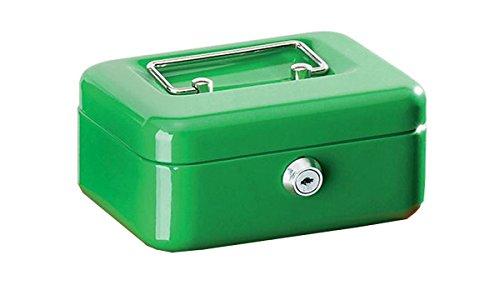 Alco-Albert 841-18 Geldkassette, 195 x 145 x 80 mm, grün