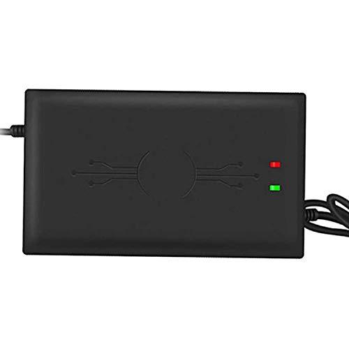 QYK -Scooter eléctrico Cargador Scooter, 60V5A Cargador Adaptador Accesorios de Scooter compatibles,...