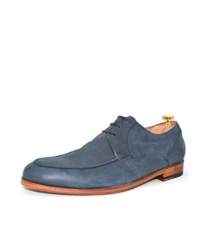Calzados Losal   Zapato Blucher/Derby   Zapato Hombre   Zapato Fabricado a Mano   Zapato Blake   Zapato Fabricado en España   Zapatos Artesanos   Fabricación Blake   Modelo Hospitalet (41)