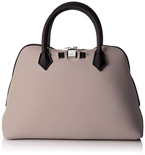 Save My Bag Damen Princess Midi Shopper, Grau (Turtle), 36x26x16 Centimeters
