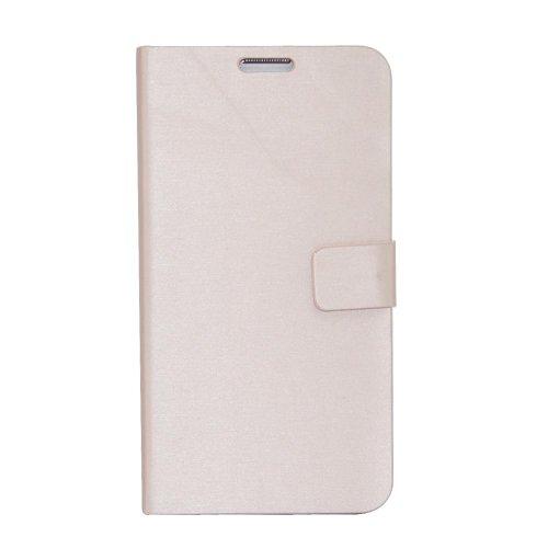 Apexel - Funda de Piel sintética Tipo Libro para Samsung Galaxy Note 3 N900, N9000, N9002 y N9005 (Tarjetero, Correa, Cierre magnético), Color Rosa