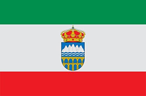 magFlags Bandera Large Guadaliz de la Sierra   Bandera Paisaje   1.35m²   90x150cm