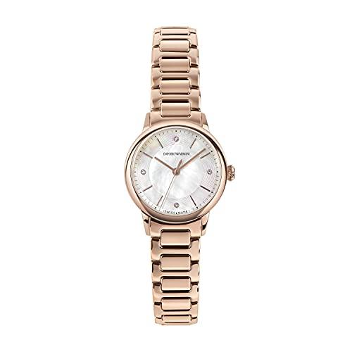 Emporio Armani Swiss ARS5301 - Reloj de mujer