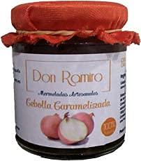 Mermelada Artesana Don Ramiro De Cebolla Caramelizada. 100% Natural Elaborado con 70gr...