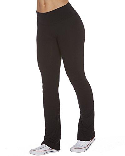 Marika Barely Flare Pantalon pour Femme XS Noir