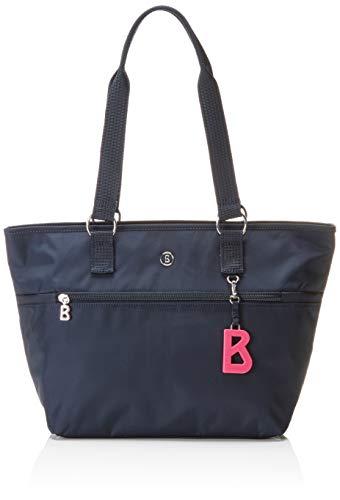 Bogner Verbier Gesa Shopper Damen Tasche aus Synthetik, lhz, 19x27x42 cm