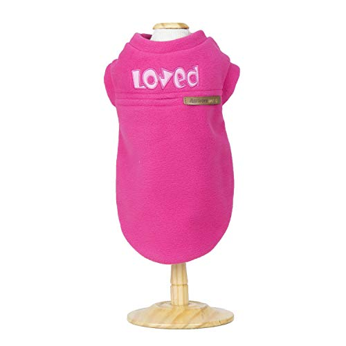 Camiseta Loved - Pink - EX (Pesc 44 x Peit 66 x Comp 52cm)