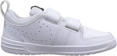 Nike Pico 5 (PsV) dziecięce buty typu sneaker, biały - Weiß White White Pure Platinum 100-34 EU