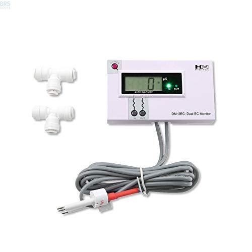 Moniteur/Testeur en continu de Conductivité EC HM Digital (DM-2EC)