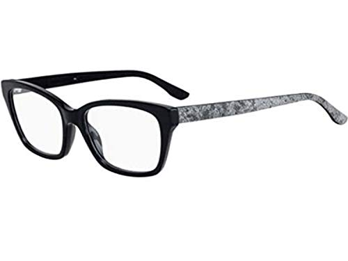 Hugo Boss Boss 0891 UI5 53 Gafas de sol, Negro (Blk Blkrubbe), Mujer