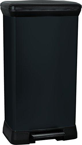 CURVER 187177 - Cubo de Basura con Pedal (50 L, Polipropilen