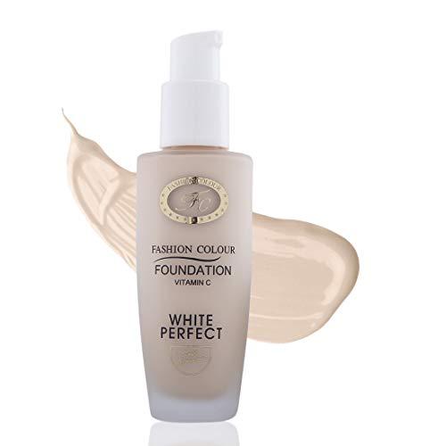 FC (LOGO) Fashion Perfect Foundation (Shade-1); White