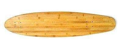 Moose Blank Bamboo Longboard Deck