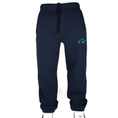 REDRUM Plain Pant Jogging Farbe: Navy, Größe: S