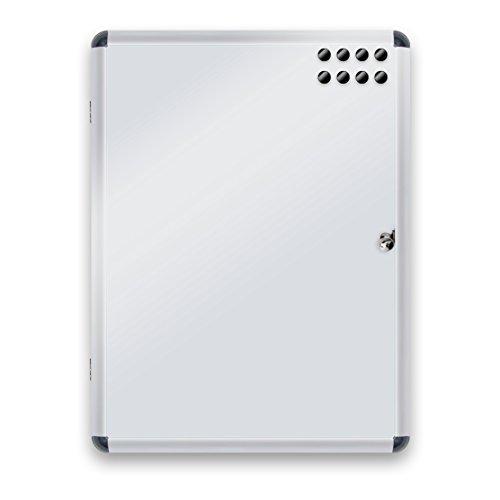 Master of Boards® Schaukasten | Magnete inklusive | Größe wählbar (4 x A4)
