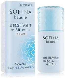 Sofina beaute UV cut emulsion moist sp r SPF50+ PA++++ 30g