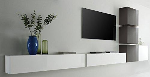 LC spa TV Wand, Weiß