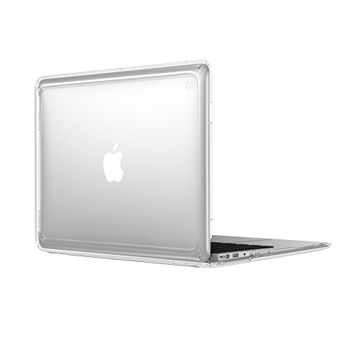 Speck Products 92382-5085 Presidio Clear Laptop Case, MacBook Air 13' Case, Clear