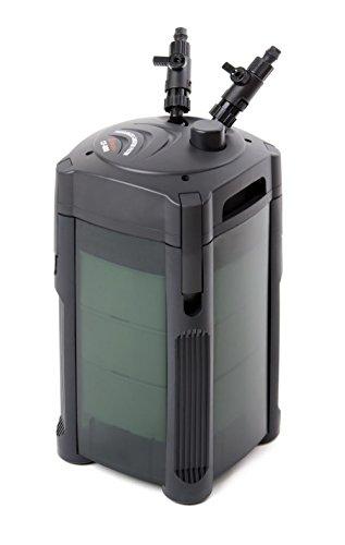 ATMAN Aquarium Aussenfilter Filter Kammerfilter inkl. Filtermedien (CF-800)