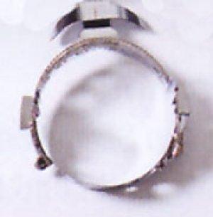 Kappenrahmen einzeln 130x60 mm (Für PR-600/II bis PR-1000)