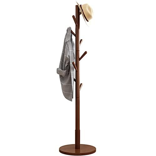 Perchero Coat Rack Hogar Piso de pie Soporte Soporte Soporte Moderno Creativo En forma de árbol Abrigo Estante Dormitorio Sala de estar Corredor Corredor Percha Estante organizador de ropa independien