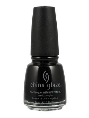 China Glaze Nail Lacquer with Hardner Lacquered Effect Liquid Leather, 1er Pack (1 x 14 ml)