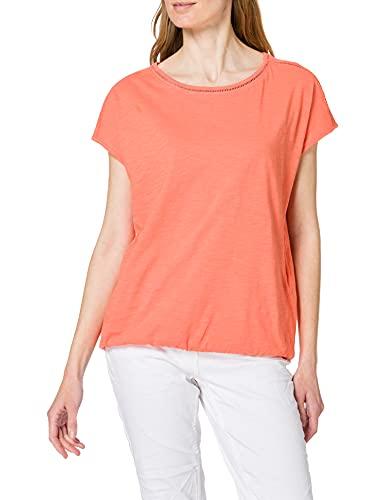 Cecil Damen 316236 T-Shirt, Fresh Coral, XL