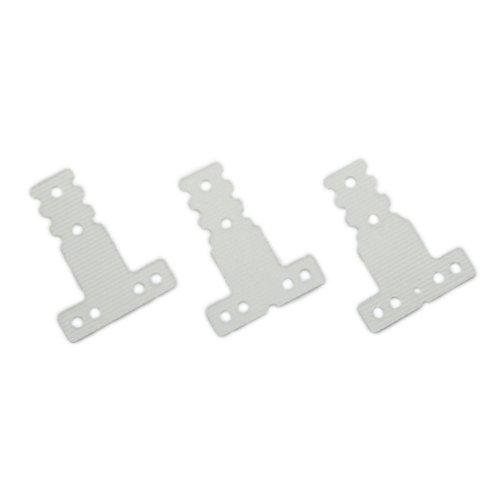 Kyosho FRP Rear Suspension Plate Set (MM / LM for / MR-03) MZW409 (Japan Import)