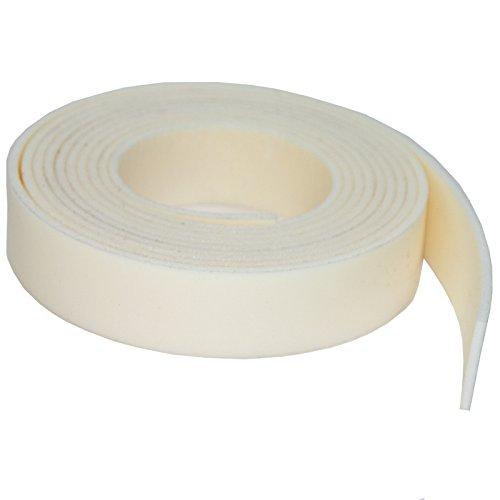 4m Schallschutzband für Wannenband, geeignet für Duschwannen und Badewannen, Dämmstreifen selbstklebend