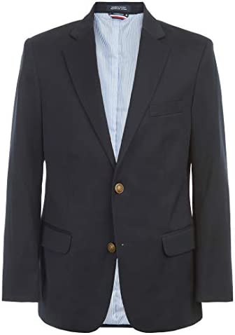 Tommy Hilfiger Boys Little Classic Blazer Jacket Masters Navy 4 product image