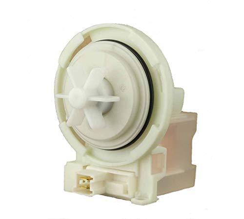 SpareHome Bomba desagüe sin Caja de Filtro para lavadoras Bosch Siemens y Balay