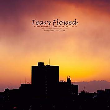 Tears flow