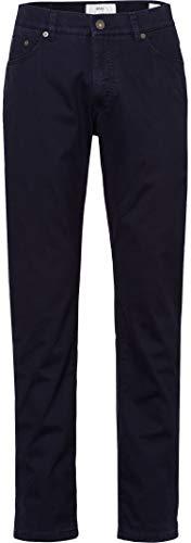 BRAX Herren Style Thermo Flachgewebe Cooper Fancy Hose, Navy, 32W/32L
