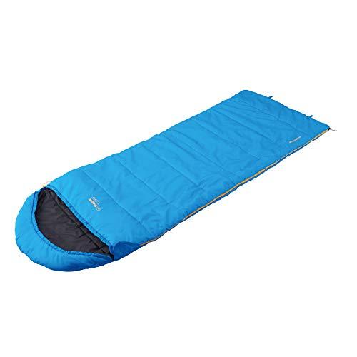 Snugpak(スナグパック) 寝袋 マリナー スクエア ライトハンド ブルー 3シーズン対応 [快適使用温度-2度] (日本正規品)