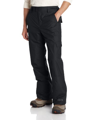 Columbia Men's Snow Gun Pant, Black, X-Large