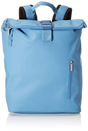 BREE Unisex-Erwachsene Punch 713, Provencial, Backp. M W19 Rucksack, Blau (Provincial Blue), 15x42x34 cm