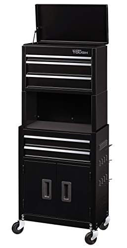Hyper Tough 20-In 5-Drawer Rolling Tool Chest