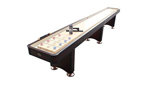 Playcraft Georgetown Espresso 16' Shuffleboard Table