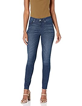 Signature by Levi Strauss & Co Gold Label Women s Totally Shaping Skinny Jeans Blue Laguna 12 Long